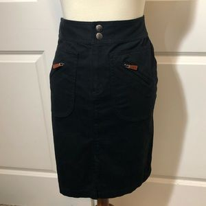 EUC Ralph Lauren Black Skirt